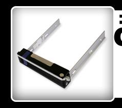 "MB453TRAY-B 3.5"" Drive Tray for MB15X, MB45X, MB876 Series"