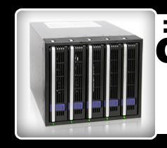 DataCage Classic MB455SPF-B 5x3.5