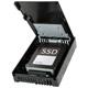 EZConvert MB882SP-1S-1B Light Weight 2.5' to 3.5' SATA SSD/HDD Converter/Mounting Kit - Ver.1