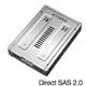 EZConvert Pro MB982IP-1S-1 Enterprise Full Metal 2.5' to 3.5' SAS SSD/HDD Converter/Mounting Kit