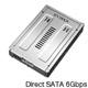 EZConvert Pro MB982SP-1S Enterprise Full Metal 2.5' to 3.5' SATA SSD/HDD Converter/Mounting Kit