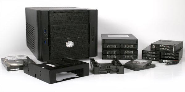 Icy Tip Optimize Your Mini Itx System For Small Business Or Home Servers Gaming And Media Center Using Icydock Storage Solutions