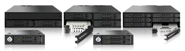 加大储存密度用MB996SP-6SB打造出6個2.5寸SSD/HDD RAID伺服器