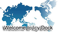 Welcome to Icy Dock USA