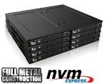 8 x M.2 NVMe SSD