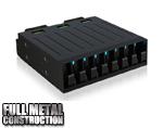 8 x M.2 SATA SSD