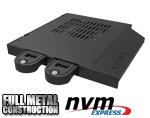 2 x M.2 NVMe SSD