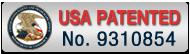 logo breveté aux USA