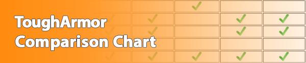 Photo de présentation de la Charte de Comparaison ToughArmor