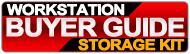 logo guide d'achat de stockage