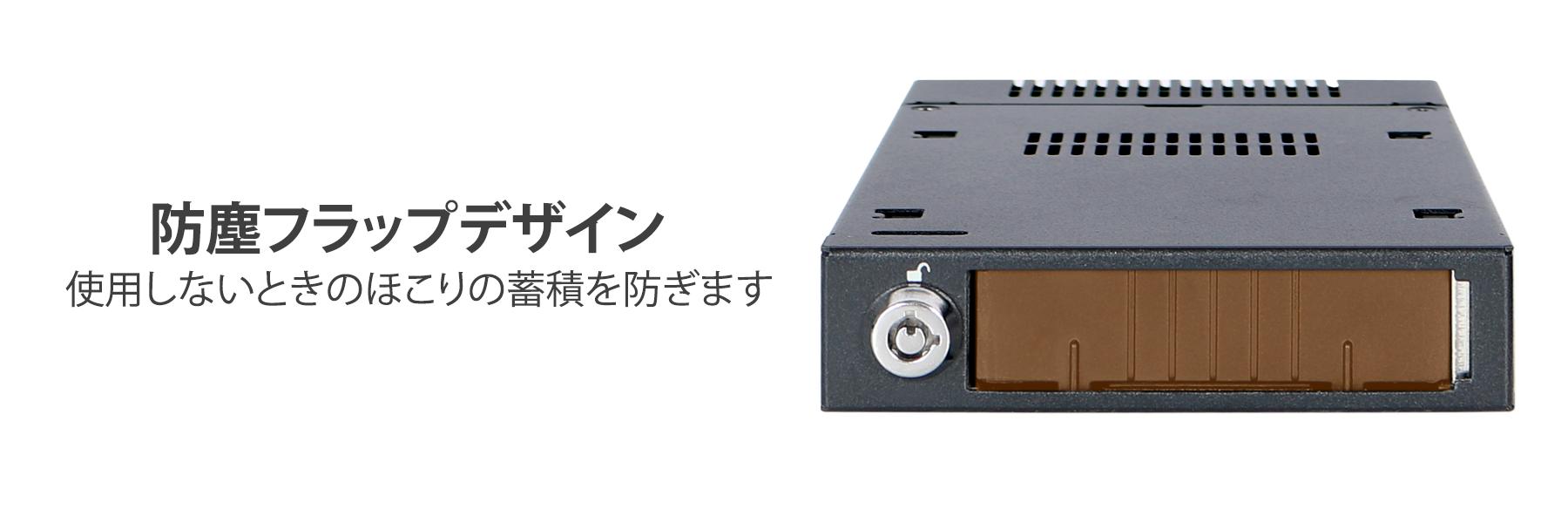 mb601vk-1b anti-dust flap design