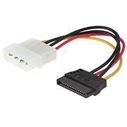 Molex to SATA Cable