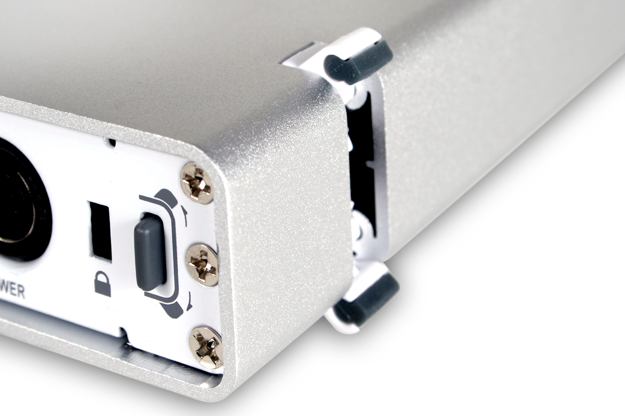 ICY DOCK MB559UEB-1S Firewire Enclosures