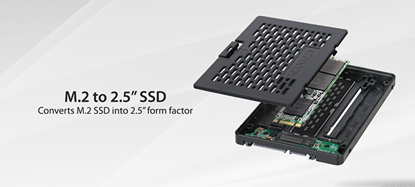 M.2 to SSD Converter