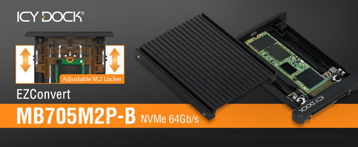 Bannière de présentation du MB705M2P-B