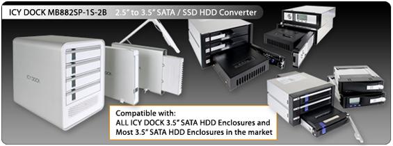 foto de los diferentes sistemas compatibles con mb882sp-1s-2b